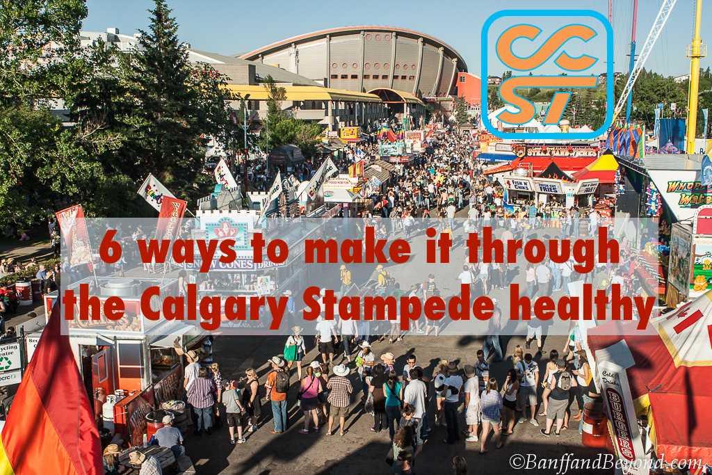 Healthy Stampede Blog